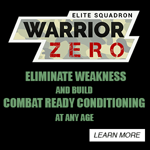 Warrior Zero Project Ad